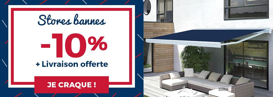 -30% sur les stores plissés + LIVRAISON OFFERTE*