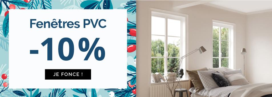 Fenêtres PVC sur mesure